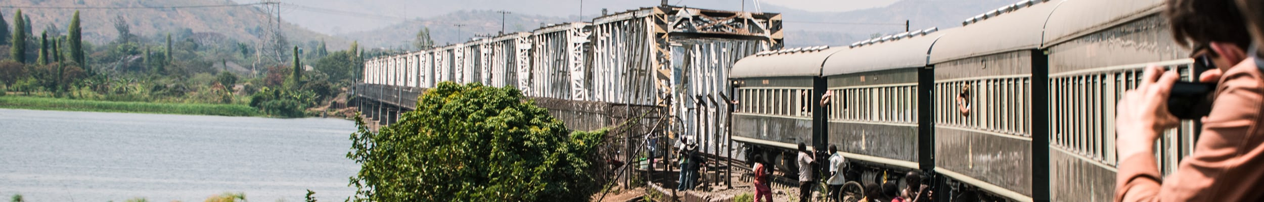Kafue Railway Bridge