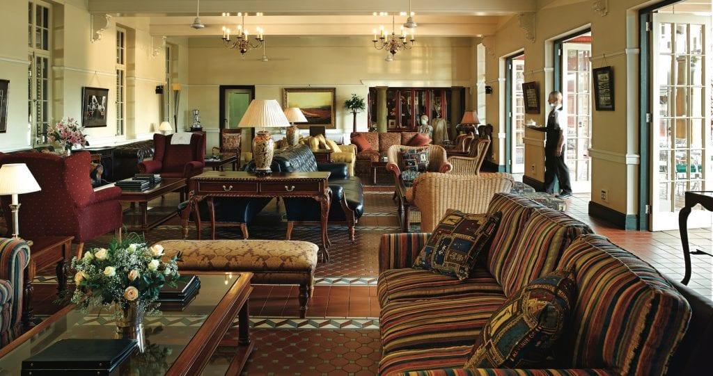 Capital Park Station Lounge