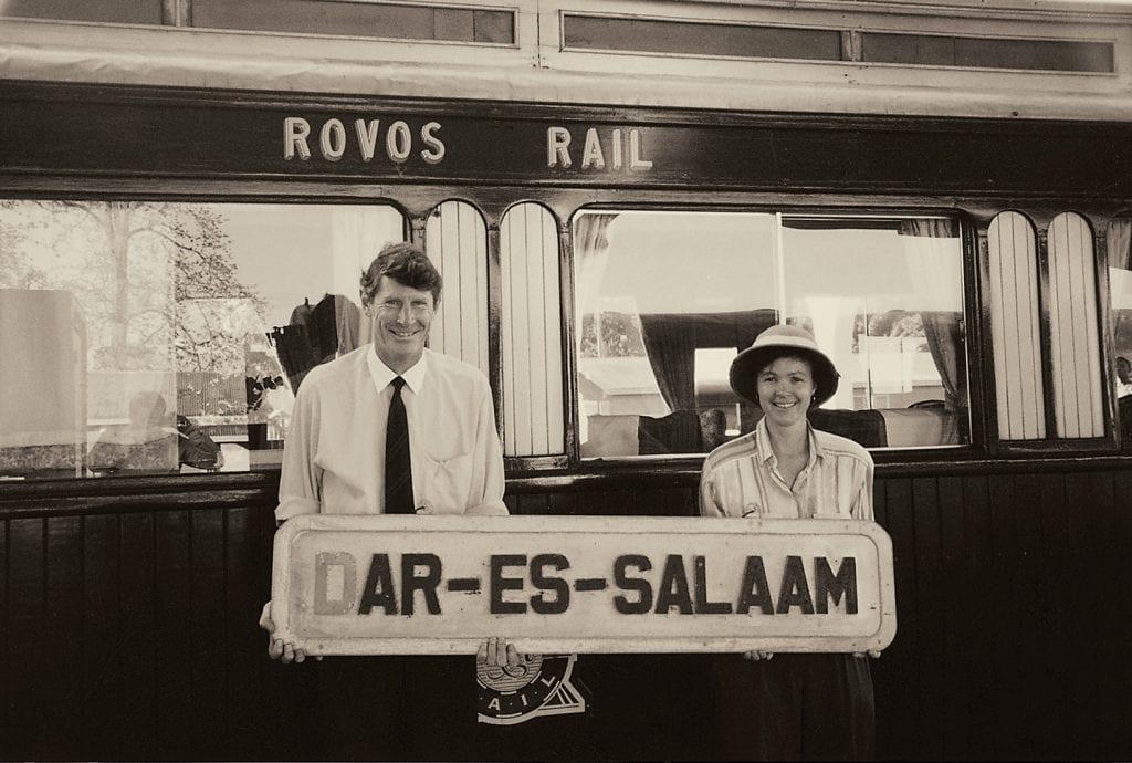 RVR Dar station